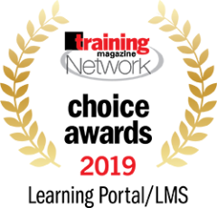 Brainier Named a Winner in 2019 Training Magazine Network Choice Awards
