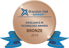 Learner and Audience Segmentation in Brainier wins Unique Technology Award from Brandon Hall