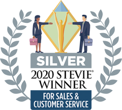 Brainier Wins 2020 Stevie® Award for Customer Service Department of the Year