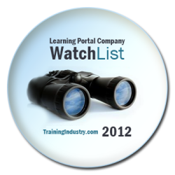 TTN Selected for the 2012 Learning Portal Companies Watch List by TrainingIndustry.com