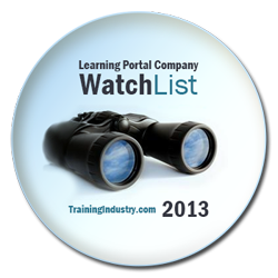 TTN Selected for the 2013 Learning Portal Companies Watch List by TrainingIndustry.com