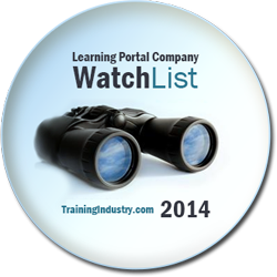 TTN Selected for the 2014 Learning Portal Companies Watch List by TrainingIndustry.com