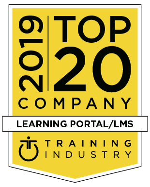Brainier Selected as a 2019 Top 20 LMS Provider by TrainingIndustry.com