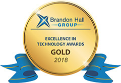 Brainier's Knowledge Management Solution wins GOLD Unique Learning Technology Award from Brandon Hall