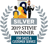 Brainier Wins 2019 Stevie Award for Customer Service Department of the Year