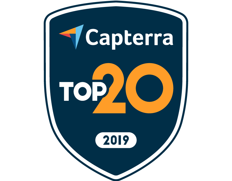Brainier Named in Capterra's Top 20 Most Popular for Learning Management System Software