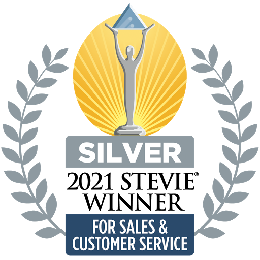 Brainier Wins 2021 Stevie® Award for Customer Service Department of the Year