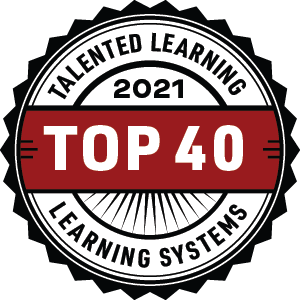 Brainier Named To Talented Learning's 2021 Top 40 Learning Systems List